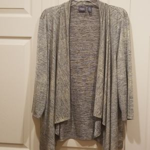 Chico's Travellers Fine Knit Cardigan